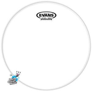 evans level 360 hazy 300 snare side 14 clear ebay. Black Bedroom Furniture Sets. Home Design Ideas