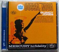 QUINCY JONES (CD) BOSSA NOVA