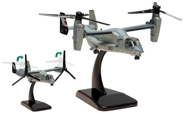 60098 MV-22B US Marines VMM-163 Ridge Runners Hogan Wings Wings Wings 1 200 diecast model 48d1f8
