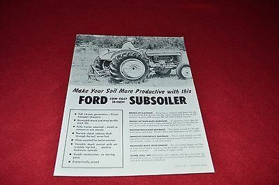 Case Series Tractor Dealer/'s Brochure LCPA3 Franklin mint Reproduction