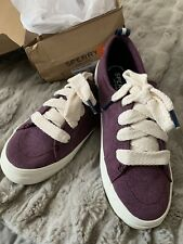 Sperry Womens Crest Vibe Chubby Lace