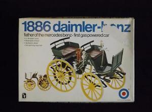 Punta-Entex-1-16-1886-Daimler-Benz-Modelo-Coche-8468-Todo-Partes-Bolsas-Sealed