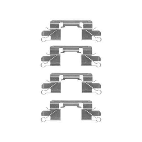 LX0528 Genuine Delphi Front Brake Pad Accessory Kit