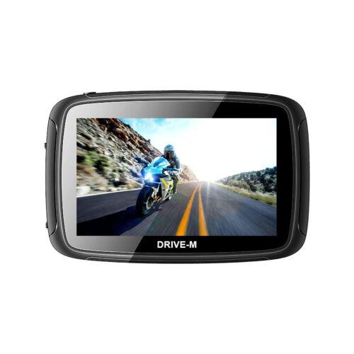 radar 5 pulgadas GPS GPS Navi Drive-m para moto y turismos Bluetooth