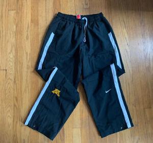 Minnesota-Golden-Gophers-Nike-Men-s-Team-Issued-Player-Worn-Windpants-EUC-Size-L