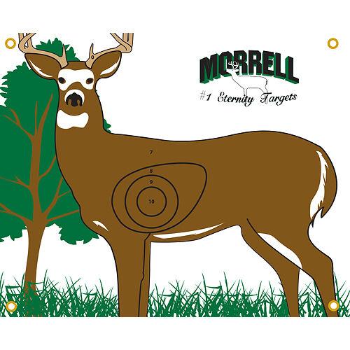 Morrell NASP IBO Polypropylene Target Face Whitetail