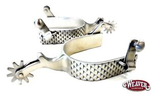 Spurs Western Stainless Steel