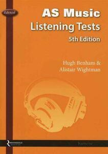 Comme Musique De Tests D'écoute Edexcel 5th Edition 2016 Hugh Benham Alistair Wightman-afficher Le Titre D'origine