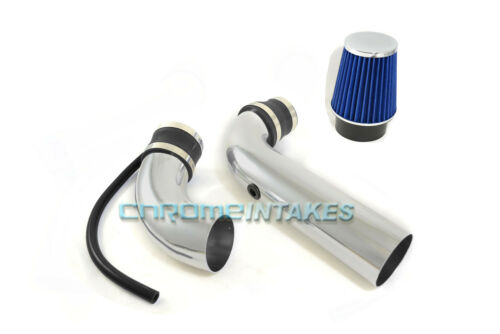 BLACK BLUE COLD AIR INTAKE KIT FOR 90 91 92 93//1990-1993 TOYOTA CELICA GT 2.2L