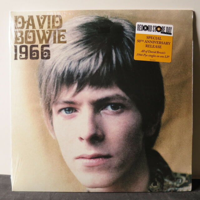 DAVID BOWIE 'I Dig Everything: The Pye Years 1966' Ltd. RSD Vinyl LP NEW/SEALED