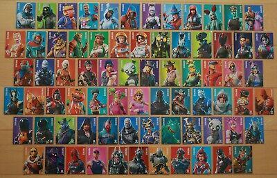 PANINI Fortnite Série 1 Carte Nº 299 Wukong Legendary tenue