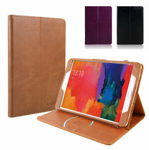 Boriyuan-Genuine-Leather-wallet-Cover-For-Samsung-Galaxy-Tab-A-10-1-T580-T585