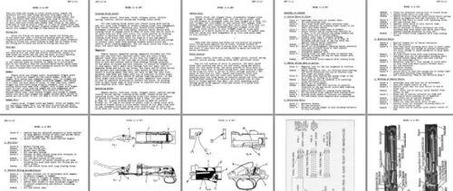 Remington Model 11 /& SPT c1950 Manual