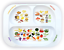 thumbnail 1 - Kid's Healthy Learning Plate | Divided Portion Control for Toddlers & Children |