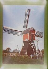 CPA Holland Maarssen Windmill Moulin a Vent Windmühle Molino Mill Wiatrak w238