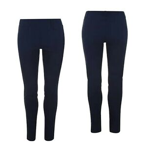 Femmes-Slazenger-large-ceinture-elegant-Capri-Golf-Pantalon-Tailles-De-10-To-16