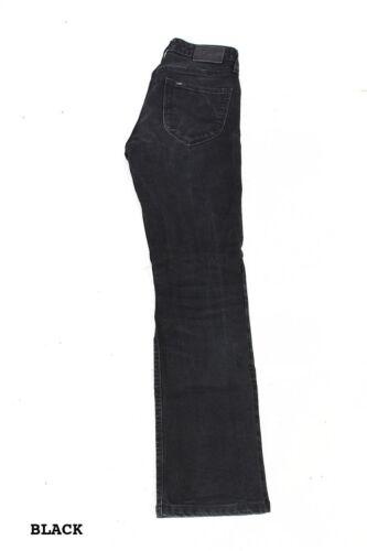 VINTAGE LEE WOMENS LOW WAIST STRAIGHT LEG JEANS DENIM 26 in to 40 in.