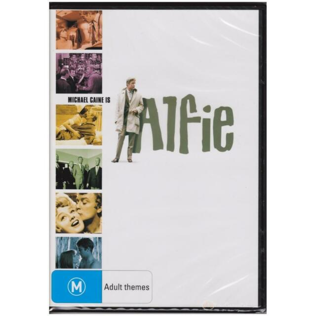Alfie (1966) DVD ( New )( Fast Free Shipping)