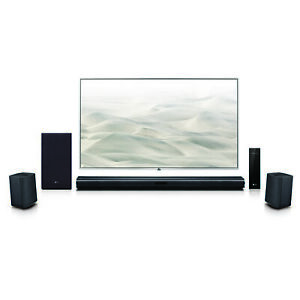 LG-SLM4R-4-1-Channel-420W-Soundbar-Surround-System-with-Wireless-Speakers