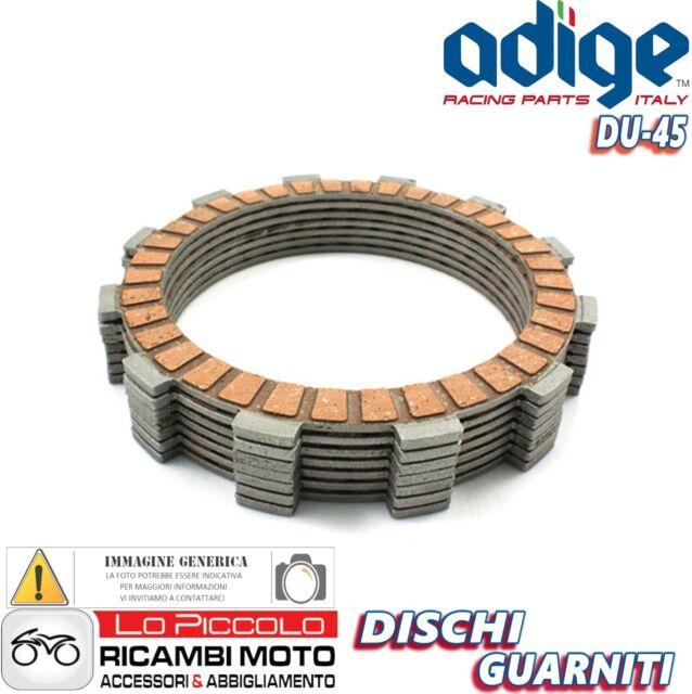 DU-45 Discos Embrague Adige Recortado Ducati Indiana - 750 1988 1989 1990