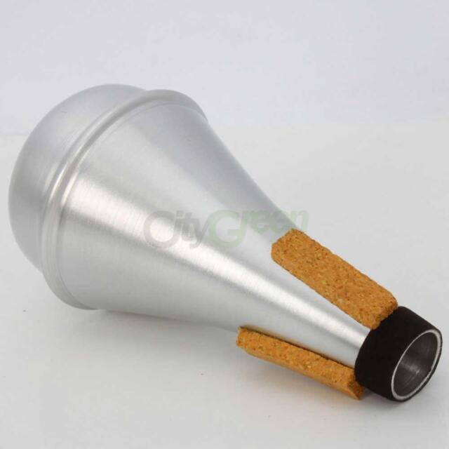 High quality Practice Trumpet Straight Mute aluminum