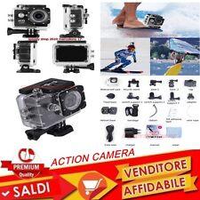 fotocamera subacquea cam sport go pro hd 12 mega pixel hd per sport estremi