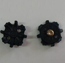 CHAMP Scorpion Golf Shoe Spikes Cleats - Small Metal Thread - 22 Pcs