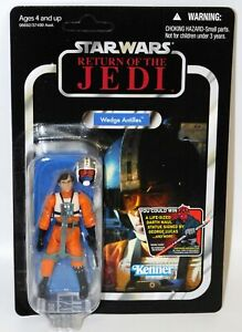 Star-Wars-The-Vintage-Collection-Wedge-Antilles-VC28-Figure-UNPUNCHED-Hasbro