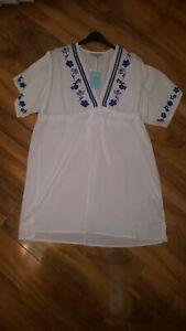 Bnwt Kaftan Mw By Medium Embroidered Matthew Women Williamson r1rHqvYw