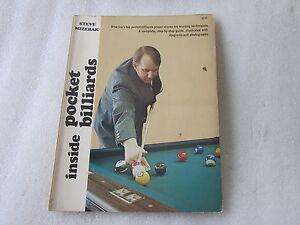Inside Pocket Billiards Book By Steve Mizerak Winning - Steve mizerak pool table