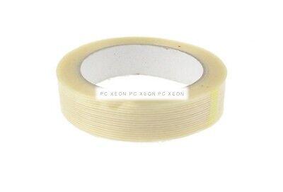 Cinta Adhesiva de Fibra de Vidrio 2.4cm x 25m