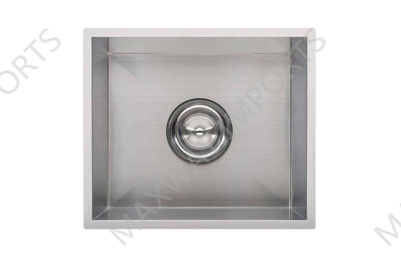 """New 304 Stainless Steel Under mount Single Bowl  Bar Sink 15/""""X13/"""""""