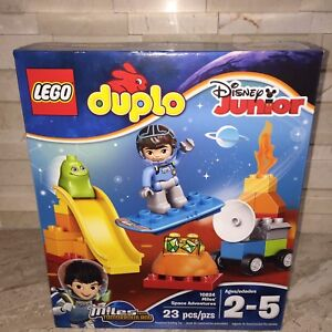 Authentic Sealed Lego Miles/' Space Adventures 10824 Miles from Tomorrowland
