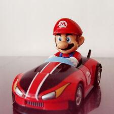 1 RARE Super Mario Bros Race KART Car Games Figure Nintendo Japan Model Figurine