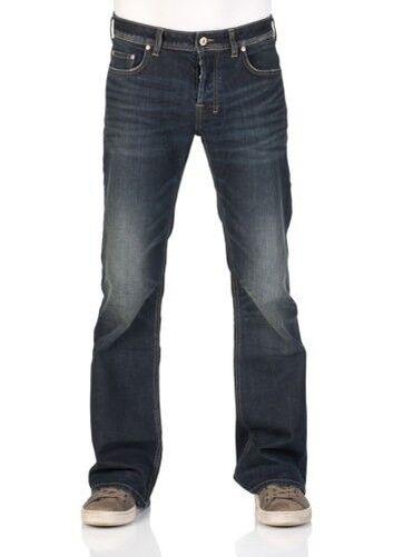 Ltb Men's Jeans Tinman - Bootcut - Murton Wash