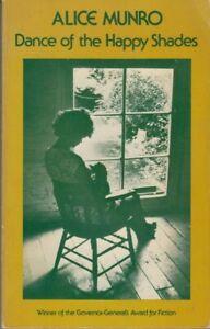 Dance-of-the-Happy-Sketches-PB-1968-Alice-Munro-w-Forward-by-Hugh-Garner