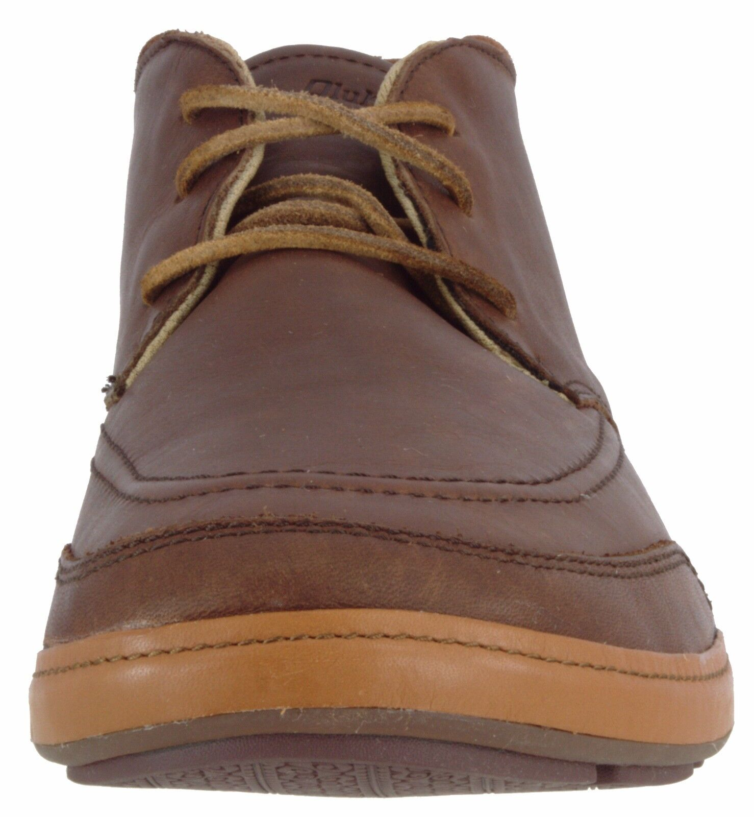 OLUKAI SAMPLE 10251 MEN'S PALA PALA PALA LACE UP WATERPROOF LEATHER BOOTS US 10 EUR 43 adce3b