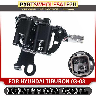 Ignition Coil for Hyundai Tiburon 03-08 Elantra Tucson Spectra 5 Sportage UF-419