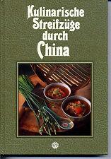 Kulinarische Streifzüge-durch China-- Sigloch--