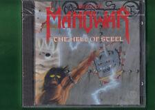 MANOWAR - THE HELL OF STEEL CD NUOVO SIGILLATO
