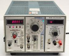 Tektronix Dc 501 Mainframe With Sg 502 Amp Dm 501