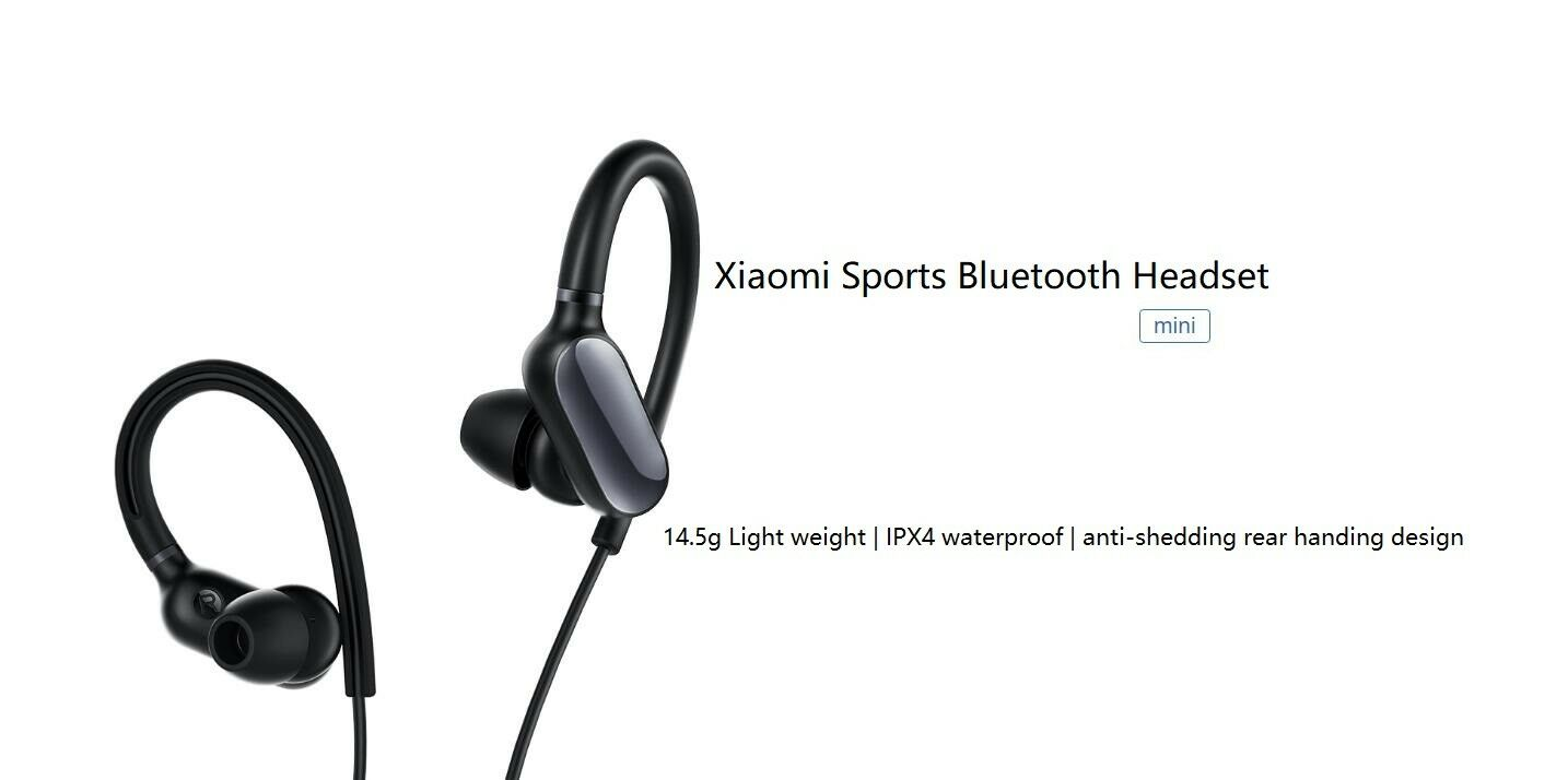 Xiaomi Mi Sports Bluetooth Headphones For Sale Online Ebay