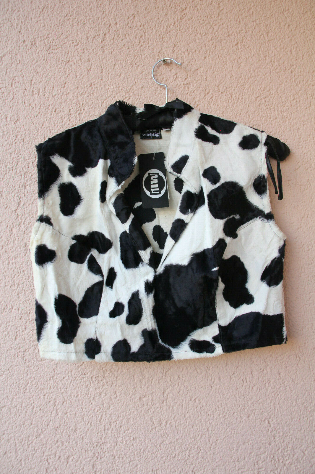 Short Top Tierimitat Tierimitat Tierimitat Cow Kuh  5 von Mode Wichtig, Gr XL (90s Karneval Party)    | Verschiedene Stile  | Elegante und robuste Verpackung  | Vorzugspreis  | Creative  | Online Shop  a6bf12