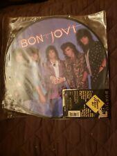 Bon Jovi Gold Disc Schallplatte Limited Edition//rutschig wenn nass