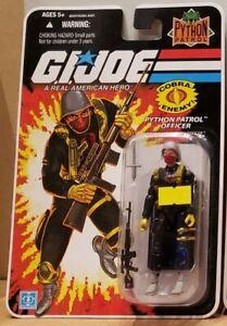 "G.I. Joe 25th Anniversary: Cobra Python Patrol Officer 3.75"" Figure"