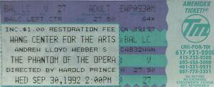 Phantom-Of-The-Opera-Wang-Center-Boston-Ticket-1992