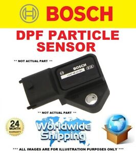 BOSCH DPF PARTICLE SENSOR for VOLVO V90 CROSS COUNTRY Estate 2.0 D4 2018->on