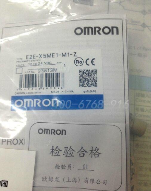 1PC  OMRON E2E-X5ME1