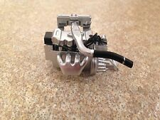 1/18 FORD ESCORT MK3 RS TURBO ENGINE MODIFIED TUNING UMBAU GARAGE DIORAMA