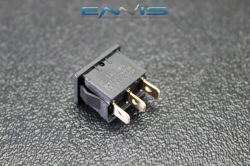 MINI ON OFF ON MOMENTARY SPRING KICKBACK ROCKER SWITCH TOGGLE EC-1115PP
